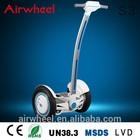 Airwheel electric beach cruiser bicycle