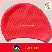 2014 high quality cheap price waterproof custom swim caps