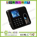 sensore ottico desktop o montaggio a parete batteria usb standalone biometrico di base orologio digitale con connessione sdk