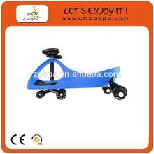CE EN71 Approved Plastic Baby Swing Car Children Plasma Car Original Design