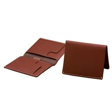 Euro style classic fashion leather small thin wallet