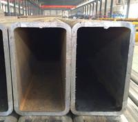 GI rectangular tube rectangular steel tube