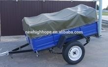 ,VCA/CE/ DOT/COP approvaled, box car trailer