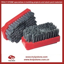 Abrasive Nylon Brush for stone