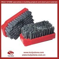 Abrasive Nylon Brush for stone