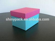 Newest best sell food degree custom paper cupcake box