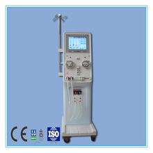 china medical equipment of dialysis machine price for kidney failure with bicarbonage cartridge and blood pressure monitor