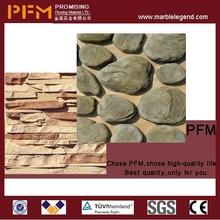 new design cheap mountain long live time natural green outdoor wall tiles