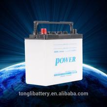 wholesale cheap price 12V45AH/45AH drained car battery scrap