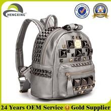 Custom Designer Hot Style Women Leather Backpack