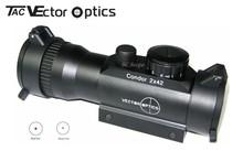 Vector Optics Condor 2x42 Green & Red Dot Reflex Hunting Shotgun Scope 2 Times Magnification Sight