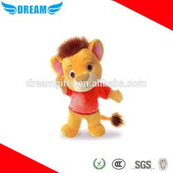 Custom tiger hand puppet/dinosaur hand puppet,rabbit hand puppet