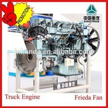 sinotruk heavy truck diesel engine for tractor truck