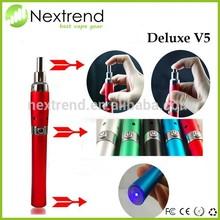 2014 vaporizer clover deluxe v5 vape pen