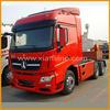 sale of 340hp diesel engine beiben tractor truck