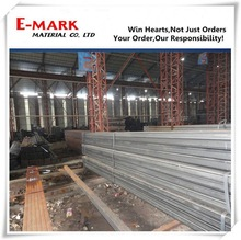 Structural material Hot rolled square tube steel dog cage