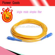 SC 0.2dB insertion loss 50dB return loss use with media converter fiber optic patch cord