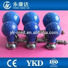 Multi-function Adult suction ball ecg electrodes,wireless ecg electrodes for EKG machine
