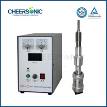 Ultrasonic used vegetable oil and uco for biodiesel distillation