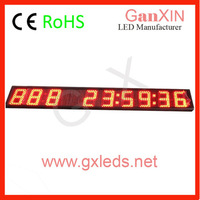 alibaba new inventions days led countdown clock