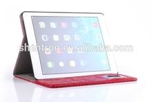 360 Degree Super slim Rotating Stand Smart Cover PU Leather Case for iPad Air 2, iPad Mini, iPad 2 3 4