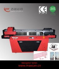 Maxcan F1500G flax printing machine with all steel frame structure