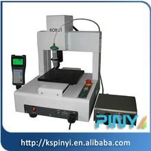 liquid dispensing machine in electronics production machinery