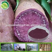 natural anthocyanidin powder chinese purple sweet potato
