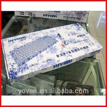 Color Printed Box Packing Keyboard Custom Wholesale
