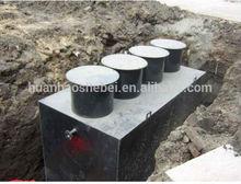 Alta eficiência de esgoto tratamento de água / máquina de coleta ( 1-50tons / hour modelos diferentes )