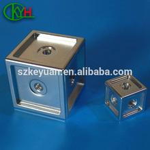 Precision custom cnc aluminium machining block