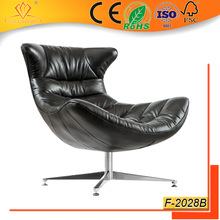 F-2028B modern leather eames lounge chair replica