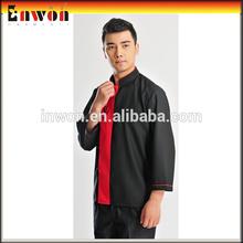 Wholesale restaurant workwear waiter uniform bellboy uniform for hotel