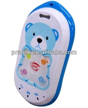 emergency button phone with SOS button for child, gsm cell phone with GPS tracker function