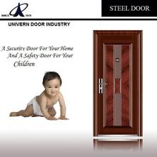 stainless steel room door/steel security door/metal iron door