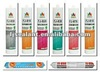 280/300ml silicone sealant filled in cartridge tube