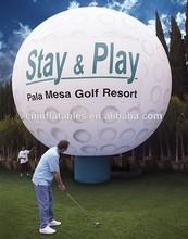 Inflatable Golf Ball