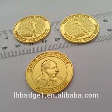 customized challenge souvenir metal coin