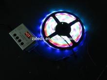 High lumen IP65 waterproof flexible RGB led strip 5050
