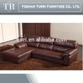 k122 europeo sofá de la sala sofá de estilo moderno sofá de cuero