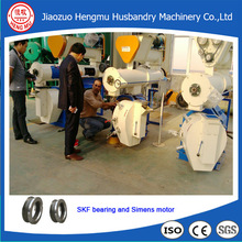 High selling 3t/h livestock and poultry pellet machine for chicken feed with CE