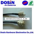 Pl-259 rg-214 para cables coaxiales