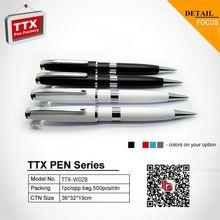 2014 Hot sale ball 4 colors rocket pen