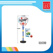 China import toy kids portable basketball stand sport game