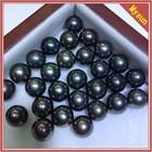 12-13MM Tahitian black pearls 1969