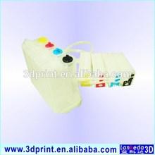 2014 hot sale product CISS for Epson TM-C3500 lable printer