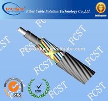 Underground Fiber Optical Cable