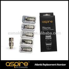 en la acción más reciente aspire atlantis de la bobina sub ohm bvc bobinas para aspire atlantis