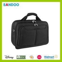 2015 China resistente à água portátil preto nylon advogado briefcase made in China