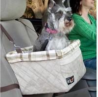 Pet bag large dog basket Vehicle Safety outgoing car seat cat hammock dog pack